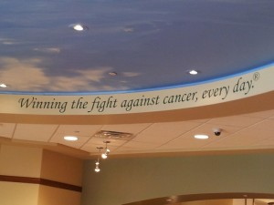 Message of hope in lobby small