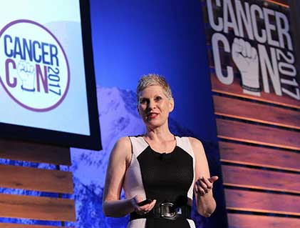 Tambre Leighn Cancer-Con Speaker
